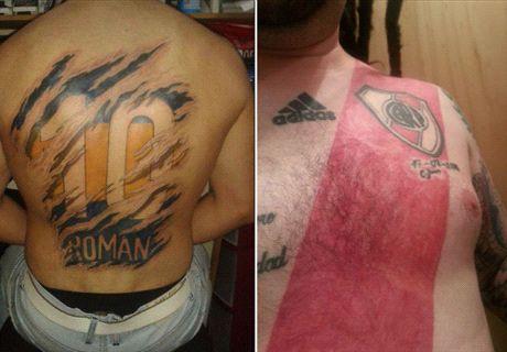 Tatuajes Superclásicos