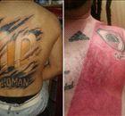 GALERÍA: Tatuajes Superclásicos