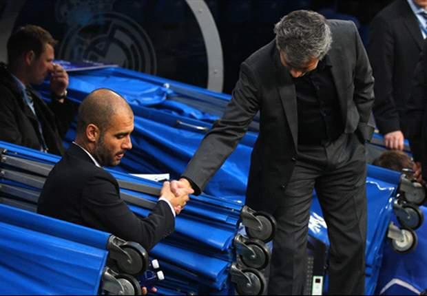 Mourinho, Guardiola & the nominees for Goal.com's Coach of the Season in La Liga
