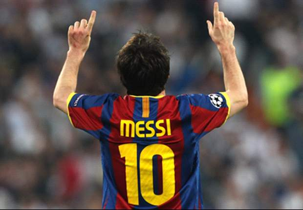 Goal.com 50: Lionel Messi wins the Fans' Vote for best player of 2010-11