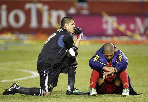 Kyle Beckerman: We let down Nick Rimando