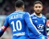 Nabil Fekir Alexandre Lacazette Guingamp Lyon Ligue 1 05042015
