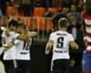 Valencia 4-0 Granada: Santo's men seize fourth spot