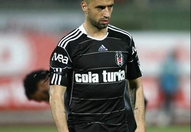 Besiktas: Simao und Alves verlassen den Verein, McGregor fällt verletzt aus