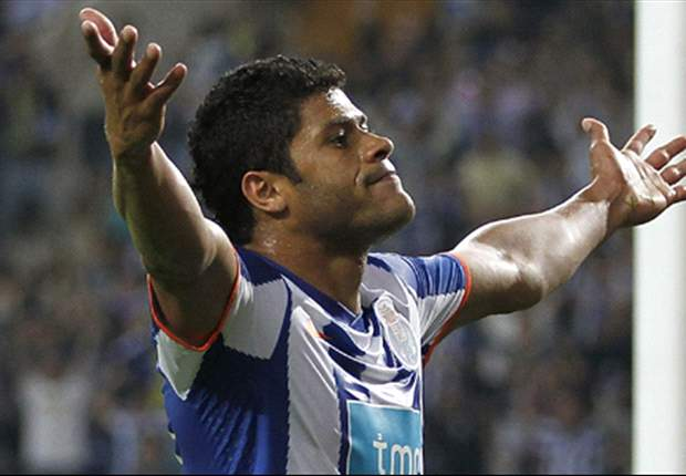 Porto president Pinto da Costa laughs off AC Milan's interest in Hulk