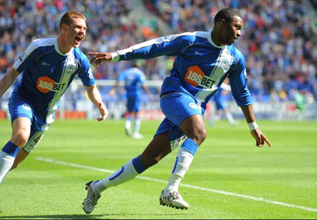 Wigan Athletic willing to sell Newcastle target Charles N'Zogbia for £9million - report