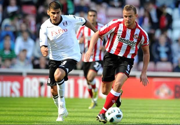 Sunderland 0-3 Fulham: Simon Davies brace and Gael Kakuta's first senior goal consolidate top-10 spot