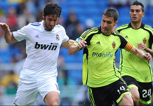 Real Madrid 2-3 Zaragoza: Jose Mourinho's men crash at home again as Lafita inspires relegation-threatened Aragons