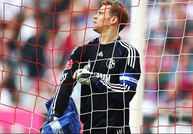 Schalke's Manuel Neuer: 'My goal is to transfer to a club inside Germany'