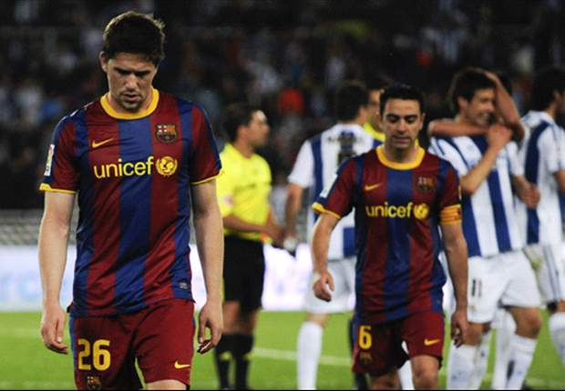 Barcelona's Andreu Fontas Promoted To First Team Duties For 2011-12 Season