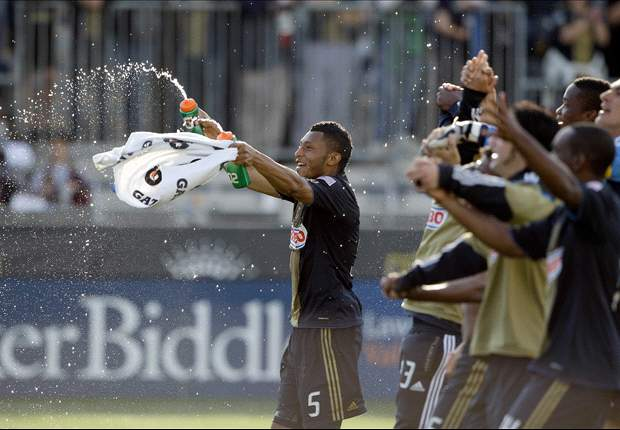 Philadelphia Union 1-0 San Jose Earthquakes: Le Toux penalty gives 10-man Union another shutout victory