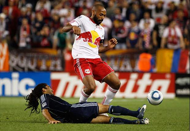 New York Red Bulls 1-0 Sporting Kansas City: Rogers tallies again in home victory