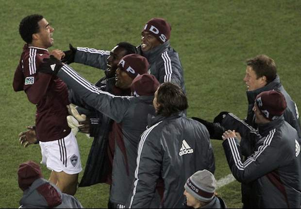 Rapids' draw with Chicago a small step in the right direction