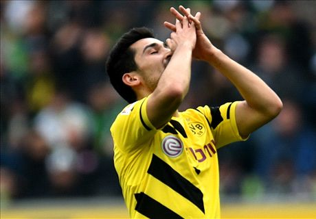 Transfer Talk: No Gundogan for Man Utd