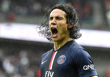 Messi makes Cavani's dream 5-a-side crew
