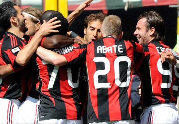 AC Milan 1-0 Bologna: Early Flamini goal keeps Milan eight points in front Inter