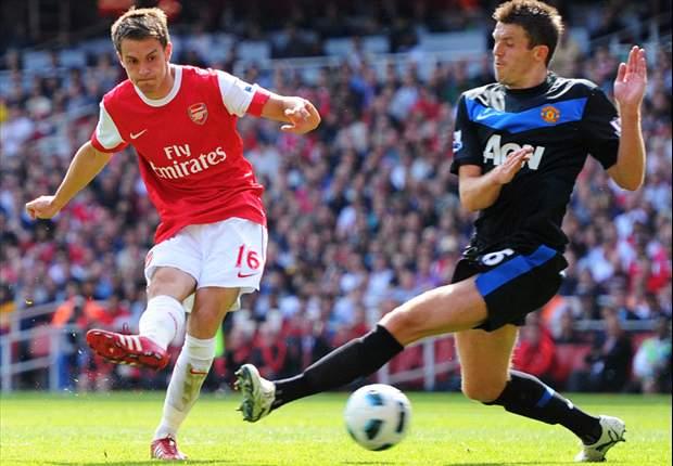 Arsenal houdt de eindstrijd levendig