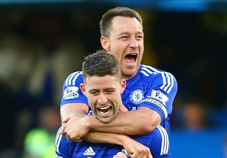 'Cahill is England's best defender'