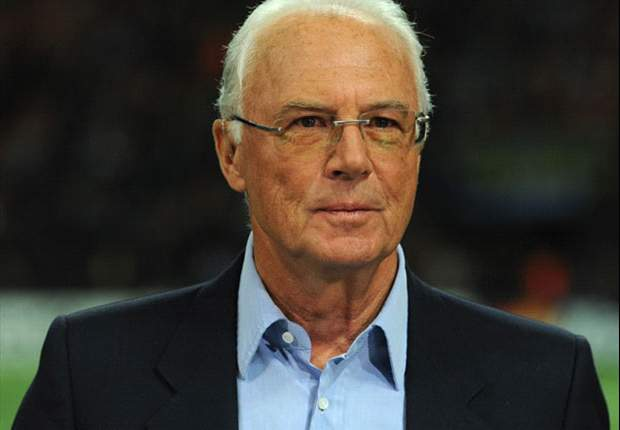 Beckenbauer apologises for Buffon pensioner jibe