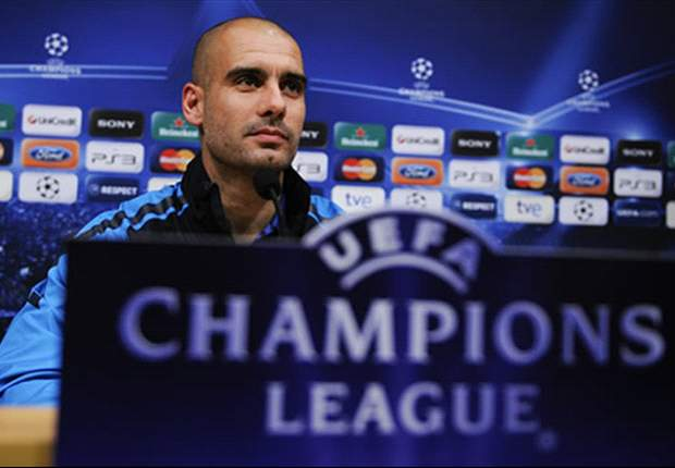 Pep Guardiola: Manchester United's