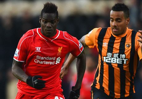 LIVE: Hull 1-0 Liverpool