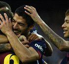 HAYWARD: Messi, Suarez, Neymar give Pep a headache