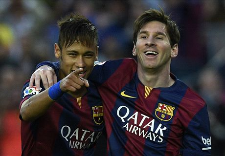 Messi & Neymar available for new season