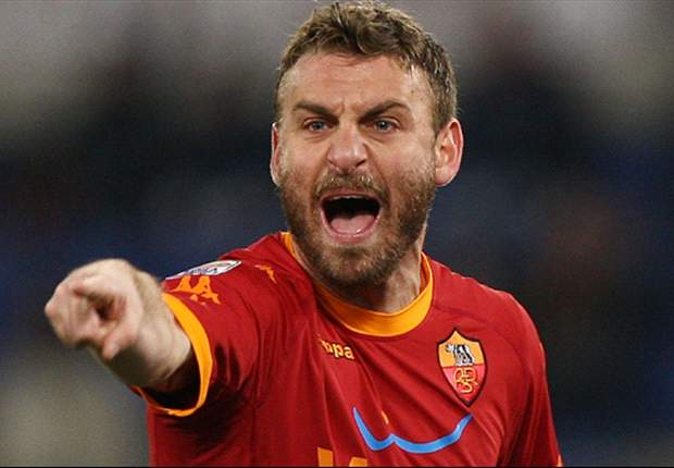 Roma president Thomas DiBenedetto insists Daniele De Rossi will stay at club