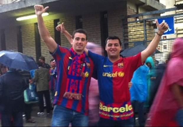 FC Barcelona, campeón de Liga BBVA 2012/2013. ¡Deja tu mensaje de felicitación!