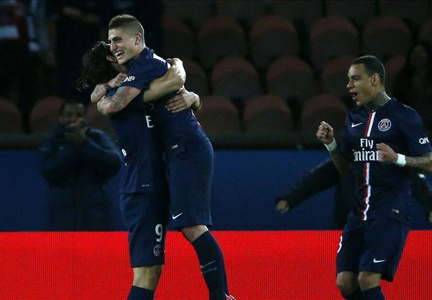 PSG 3-1 Metz