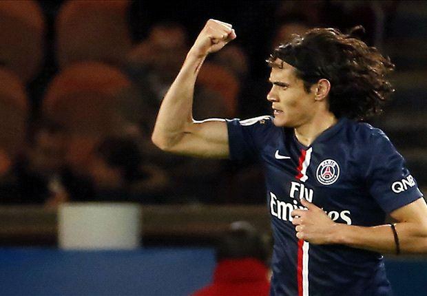 Paris Saint-Germain 3-1 Metz: Pastore show helps champions move top of Ligue 1
