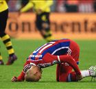Robben blow more painful than cup exit