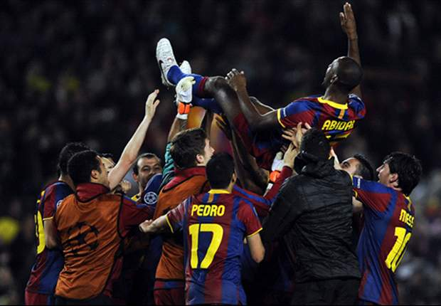 Barcelona's Eric Abidal Delighted With Comeback And Looking Forward To Champions League Final