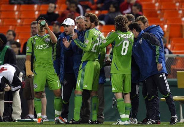 Head to Head Preview: Seattle Sounders FC - New England Revolution
