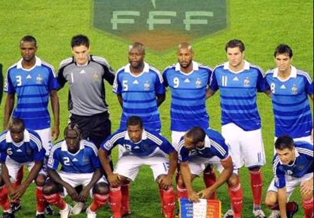Euro 2012 qualifying preview: Belarus - France