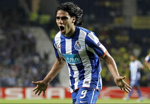 Arsenal & Tottenham have both made offers for £26m Porto striker Radamel Falcao - agent