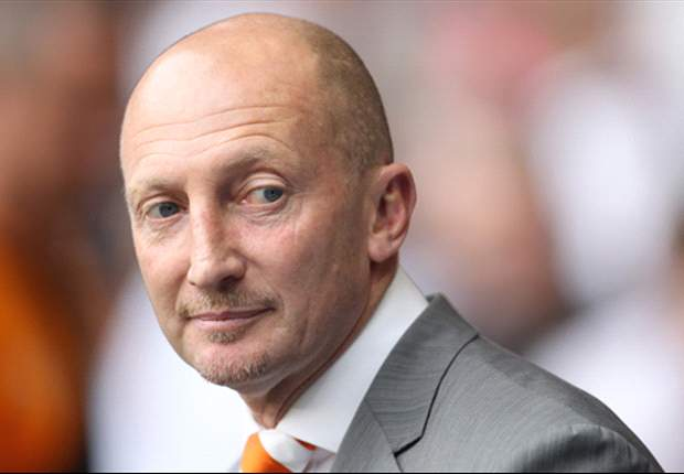 Crystal Palace boss Holloway hits out at Blackpool goal celebrations