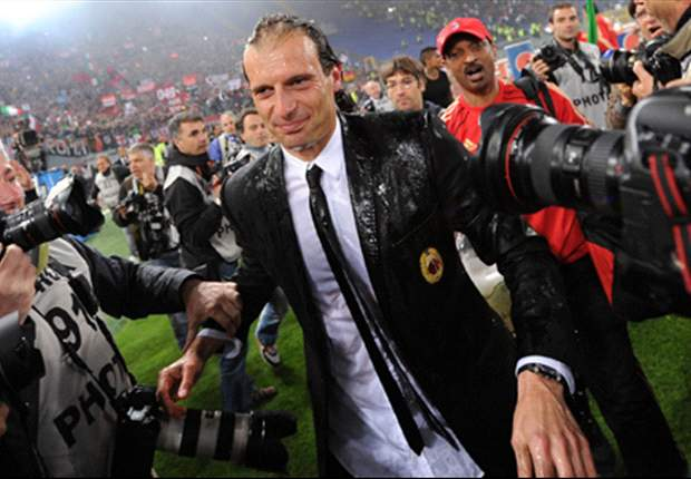 AC Milan coach Massimiliano Allegri lauds 'great victory' after Supercoppa triumph over Inter