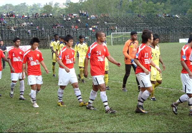 United Sikkim top the I-league Division II to guarantee themselves a spot in I-league 2012-13