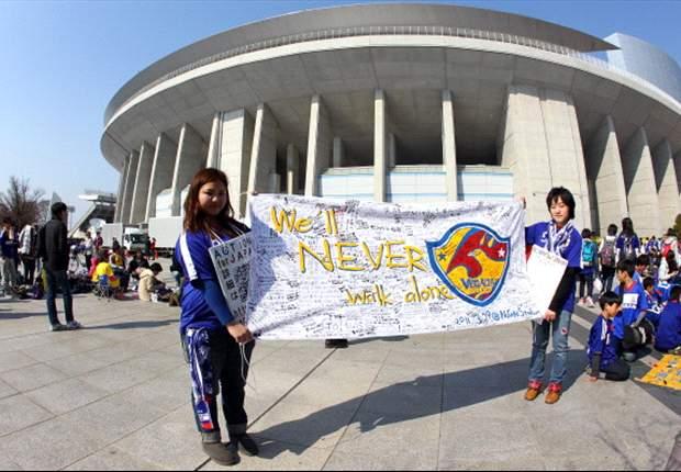 CATATAN J-League: Klub Rangkul Keluarga Ke Stadion
