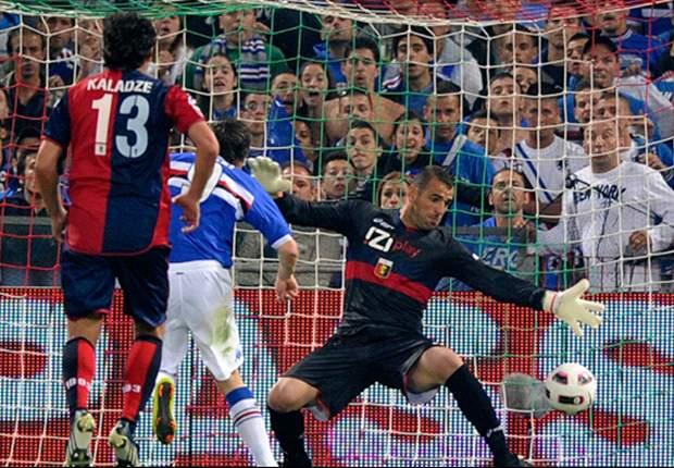 Scommessopoli, chiesta l'archiviazione per Palacio e gli altri giocatori accusati di 'combine' per il derby di Genova che costò a Criscito l'Europeo...