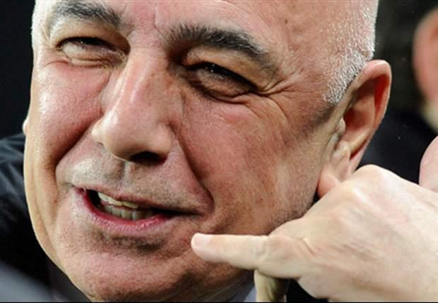 Ieri gli insulti, oggi le scuse. Galliani chiama Abbiati e si giustifica: erano parole da tifoso!