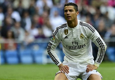 Ancelotti: CR7 doesn't need more goals