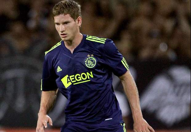 Manchester City & Arsenal target Jan Vertonghen: I will be at Ajax next year