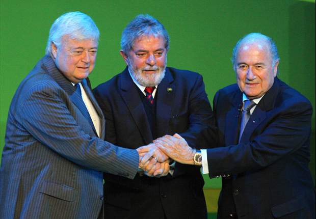 Ricardo Teixeira to stay on as CBF president