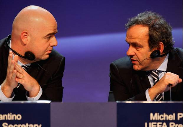 EXCLU - Gianni Infantino dit tout sur le Fair Play financier