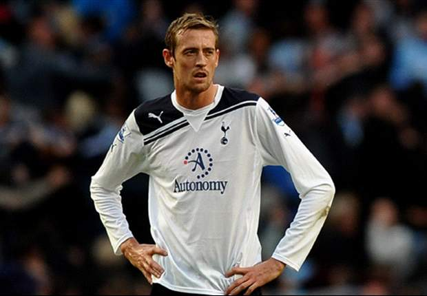 Peter Crouch is the striker most likely to leave Tottenham - Roman Pavlyuchenko's agent