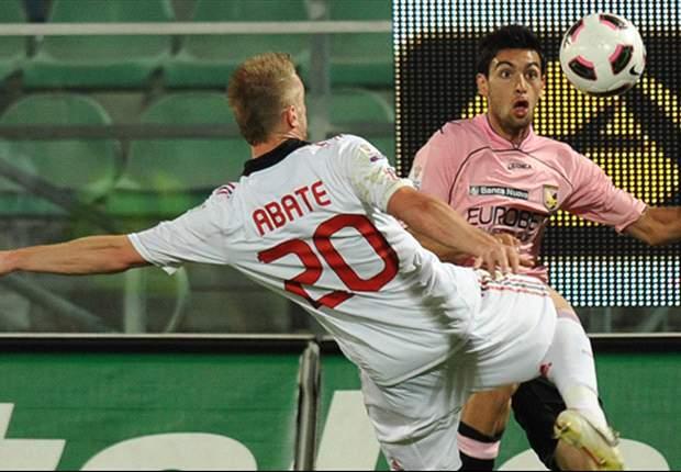 Palermo 2-1 AC Milan (4-3 agg.): Serie A champions denied domestic double as Sicilians advance to Coppa Italia final