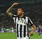 Juve's Scudetto stroll thanks to Tevez
