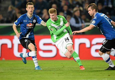 De Bruyne: Bayern can talk to Wolfsburg